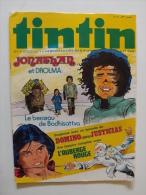 Journal TINTIN - Edition Belge.    1977.  N°45.    Couverture:  Cosey, Chéret, Van Hamme - Tintin