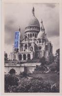 PARIS  Basilique Du Sacré (pour Mr Simon économe Maison Centrale 14 Caen) - Sacré Coeur