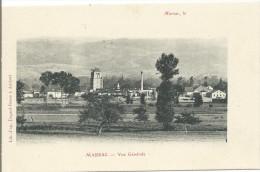 MARSAC - Vue Générale - France