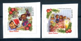 Brazil 2014 Brasil / Christmas MNH Nöel Navidad Weihnachten / C8331  30-48 - Christmas