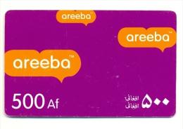 Afghanistan Areeba 500 Af - Afghanistan