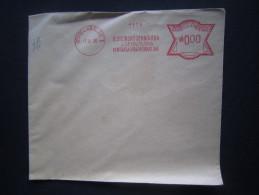 BRIEF Frankotype Freistempel Postfreistempel 1930 Hradec Kralove Steinsky - Sehnoutka /// Tm1951
