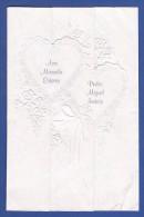 FAIRE PART MARIAGE / CONVITE DE CASAMENTO - IGREJA DE S. PEDRO, TORRES VEDRAS - 26.AGOSTO.2000 - Boda