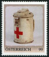 ÖSTERREICH / PM Nr. 8113104 / Rot Kreuz Sammelbüchse Um 1940 / Postfrisch / ** - Personalisierte Briefmarken