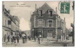 CPA 77 LAGNY THORIGNY POMPONNE ROND POINT DE THORIGNY POMPONNE - Lagny Sur Marne