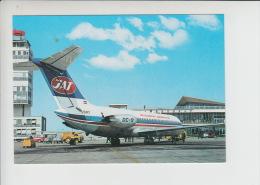 Airport BEOGRAD (3368) Aéroport Aeroporto Aeropuerto Unused Pc (ae137) - Aerodromi