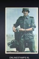 Deutsches Reich Sturmbootführer  Verlag Gutjahr, WWII Nr 276 2 Corners Slight Bended