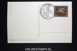 Deutsches Reich 1938 Mi 671 Special Stempel München Riem - Storia Postale