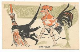 CHROMOS FARINE SALVY - CHANTECLER. - Trade Cards