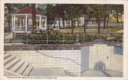 Fountain Of Health El Dorado Springs Missouri