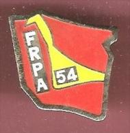 42644-Pin's-FRPA 54, à Nancy.Saizerillons .Association . - Villes