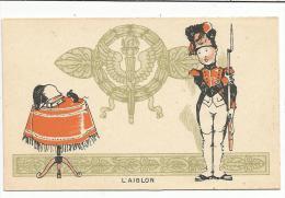 CHROMOS FARINE SALVY - L'AIGLON. - Trade Cards