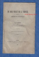 Livret Ancien De 1887 - Du Rôle Direct De La Volonté Dans La Certitude Rationnelle - Par H M Hébert , Ecole Fénélon - Psychologie & Philosophie