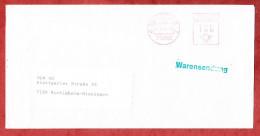 Warensendung, Postfreistempel, 100 Pfg, Achern 1990 (75199) - BRD