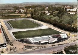 2372 FRONTON Stade Et Piscine Vue Aérienne - France