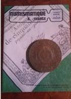 Revue NUMISMATIQUE & CHANGE - Avril 1978 - Monnaies D´ Occupation Espagnole - Monnaie De Bronze Bas Empire Romain - Brocantes & Collections
