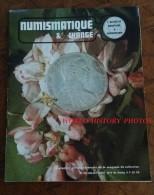 Revue NUMISMATIQUE & CHANGE - Juillet 1978 - Monnaie De Siege - 50 Fcs Tard Venues - Faux Double Louis En Platine - Antigüedades & Colecciones