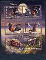 ROMANIA 2006  Bats Block MNH / **.  Michel Block 384 - 1948-.... Republics