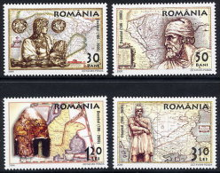ROMANIA 2006 Stamp Day: Decabalus Set Of 4  MNH / **.  Michel 6095-98 - 1948-.... Republics