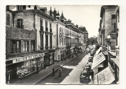 Cp, 37, Tours, Rue NAtionale - Tours