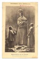Cp, 62, NOtre Dame De La Salette, Réconcialiatrice Des Pécheurs, Voyagée 1937 - Autres Communes