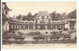 Cp, 62, Le Touquet - Paris-Plage, Le Casino Et La Forêt - Le Touquet