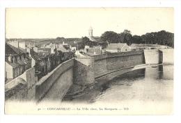 Cp, 29, Concarneau, La Ville Close, Les Remparts - Concarneau