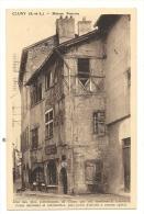 Cp, 71, Cluny, Maison Romane - Cluny