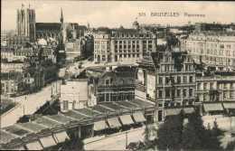 Bruxelles - Panorama   - Henri Georges N° 578 - Zonder Classificatie