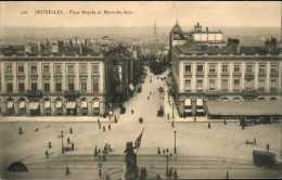 Bruxelles - Place Royale Et Mont Des Arts - Henri Georges N° 526 - Zonder Classificatie