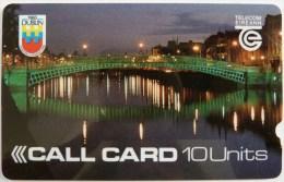 IRELAND - Mint - GPT Trial - Millennium Dublin '88 - 3IREA - Irlande