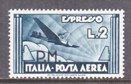 ITALY  P. M.  E 1   * - 1900-44 Vittorio Emanuele III