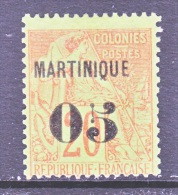 MARTINIQUE  6    * - Martinique (1886-1947)