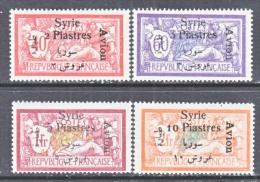 FRENCH  SYRIA  C 22-25   * - Syria (1919-1945)