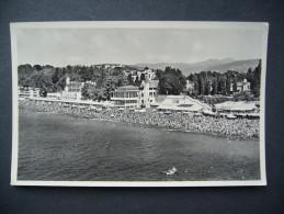 Russia/USSR: SOCHI SOTCHI - City Beach - Caucasian Riviera - Posted 1960 - Russie