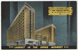 The Curtis Hotel, Minneapolis, Mn. - Minneapolis