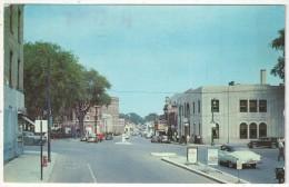 King Street, Showing The Hotel Northampton, Northampton, Mass. - 1955 - Northampton