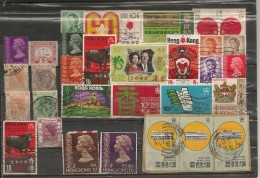 HONG KONG Lot Different Stamps Used - 1997-... Région Administrative Chinoise