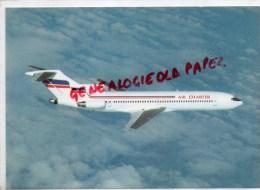 AVIATION - FLOTTE UTILISEE PAR AIR CHARTER FILIALE D' AIR FRANCE ET AIR INTER-   BOEING 727-228 - 1946-....: Era Moderna