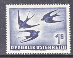 AUSTRIA  C 55   * - Airmail