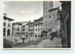 AREZZO - Piazza Grande. - Arezzo