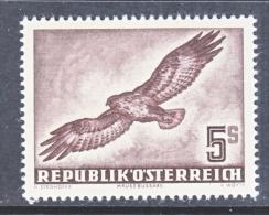 AUSTRIA  C 58   * - Airmail