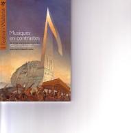 """SCHUITEN  -  Programme """"Musiques En Contrastes"""" - Livres, BD, Revues"""