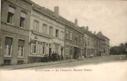 Bruxelles - Auderghem : La Chaussée - Maison TRIEST - Animée - Auderghem - Oudergem