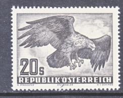 AUSTRIA  C 60   * - Airmail