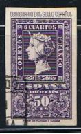 E 783** YVERT 802/ EDIFIL 1075** 1950** OBLITÉRÉ - 1931-Today: 2nd Rep - ... Juan Carlos I