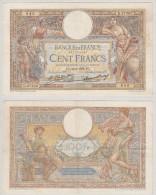 Billet De 100 Francs Du 22/09/1932 - 100 F 1908-1939 ''Luc Olivier Merson''