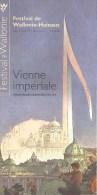 """SCHUITEN - Programme """"Vienne Impériale""""  (grand Format) - Livres, BD, Revues"""