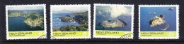 New Zealand 1974 Offshore Islands  Set Fine Used - New Zealand
