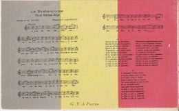 LA BRABANCONNE CHANT NATIONAL BELGE - Belgique